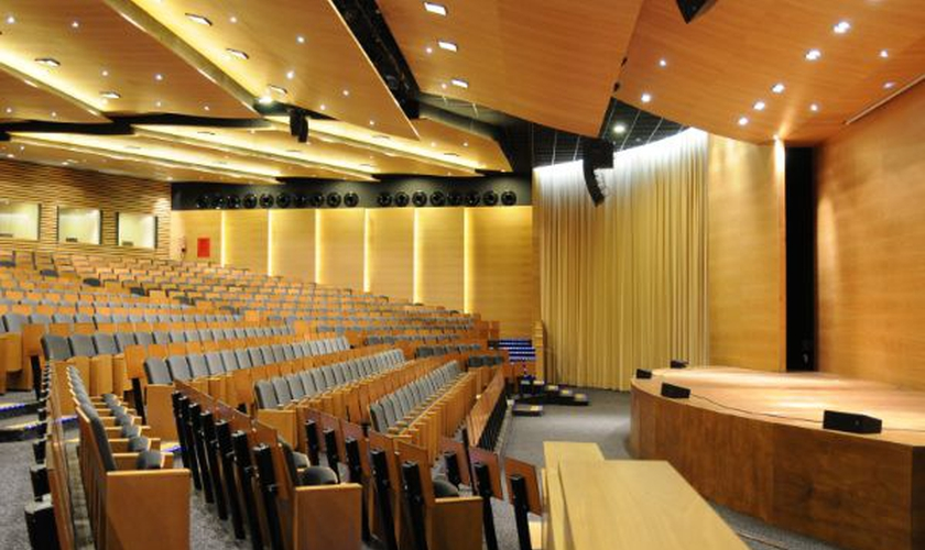 Conventions and conferences hotel beatriz toledo auditórium & spa
