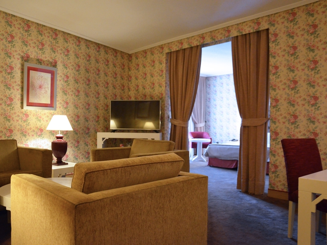 Suite 36 hotel beatriz toledo auditorium & spa